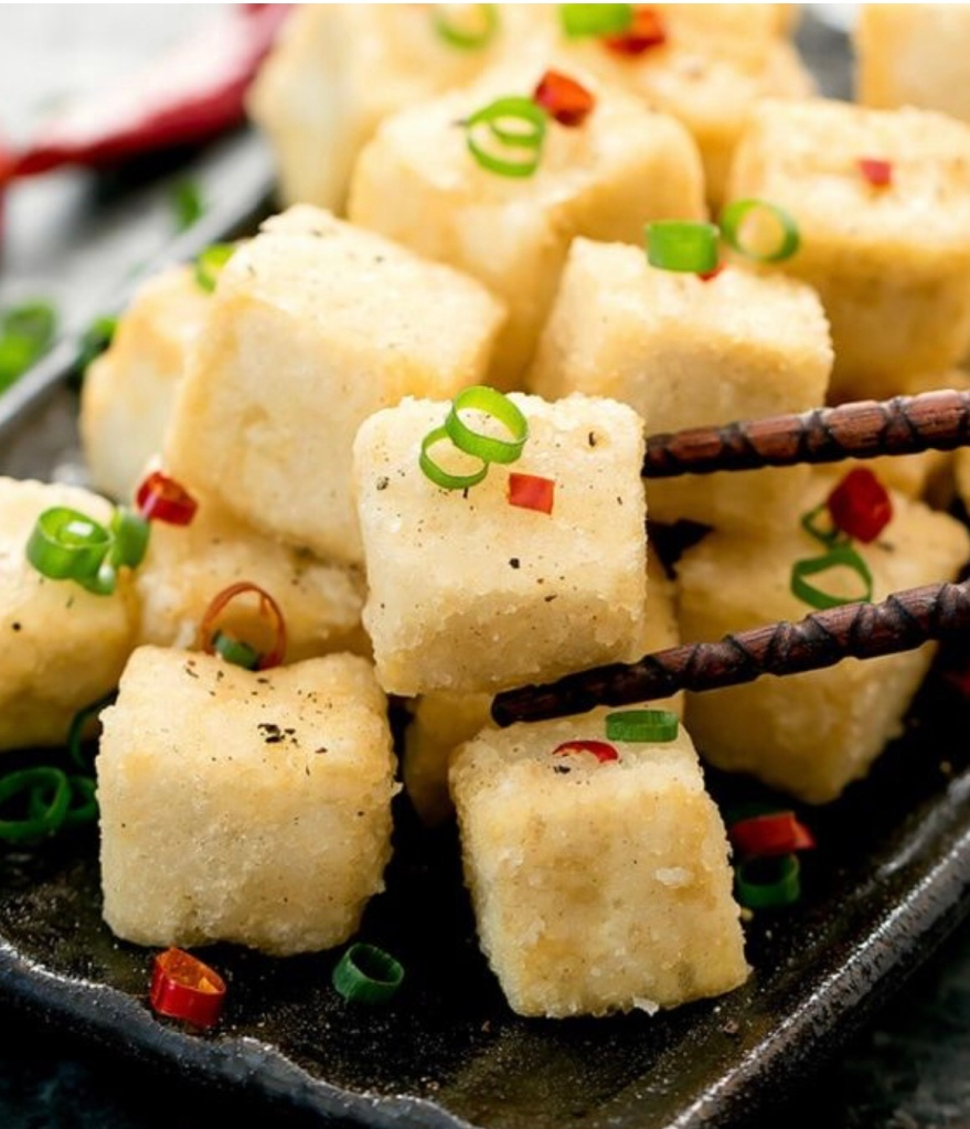 Tofu image from Pinterest